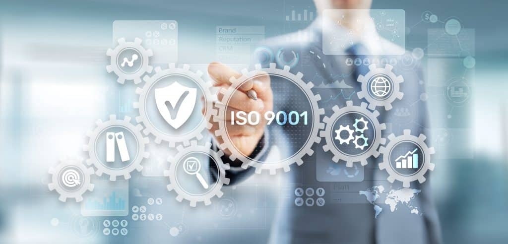 Landax can help with ISO certification