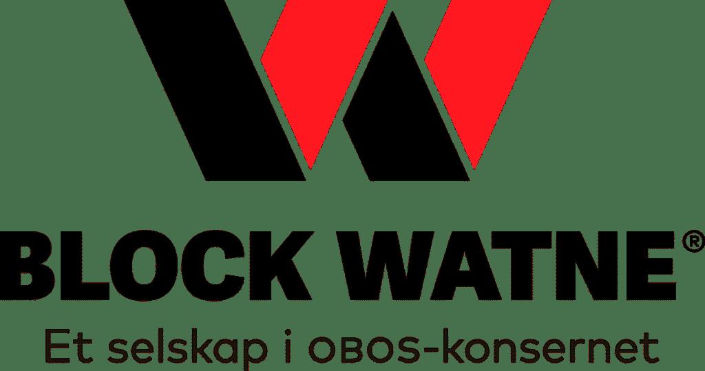 Block Watne logo