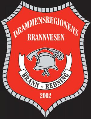 Drammensregionen brannvesen logo 2021 Landax